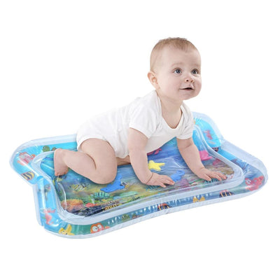 Baby Kids water play mat Inflatable-American Aura