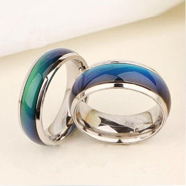 Color Changing Mood Ring-American Aura