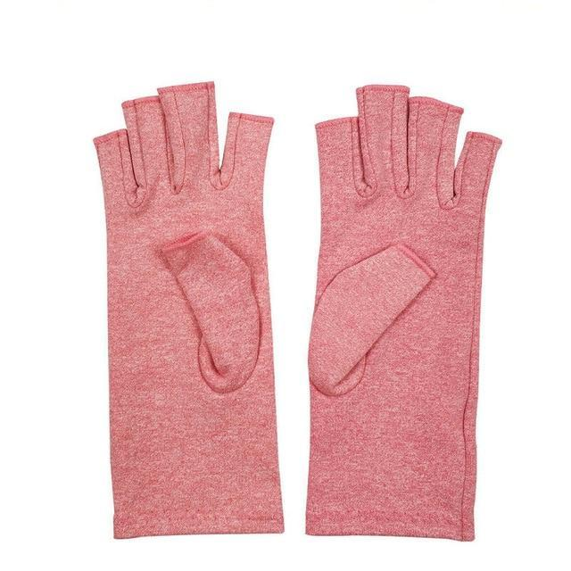 Cotton Therapy Compression Gloves For Hand Arthritis-American Aura