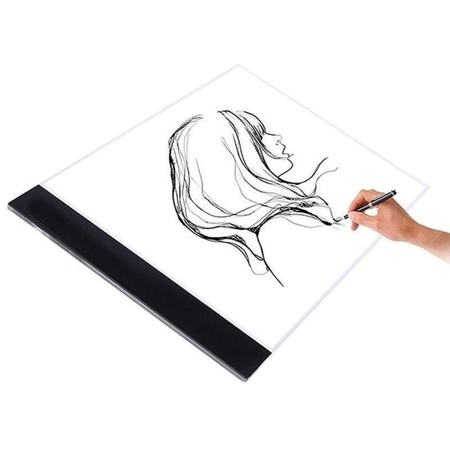 Digital Graphic Drawing Tablet A4 LED-American Aura