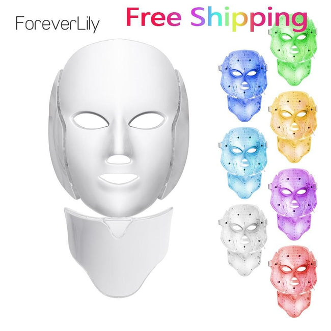 LED Facial Mask Therapy-American Aura