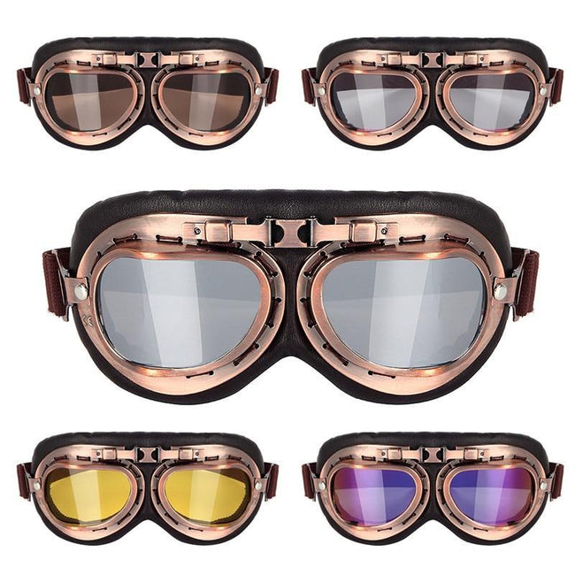 Protective Gear Goggles-American Aura