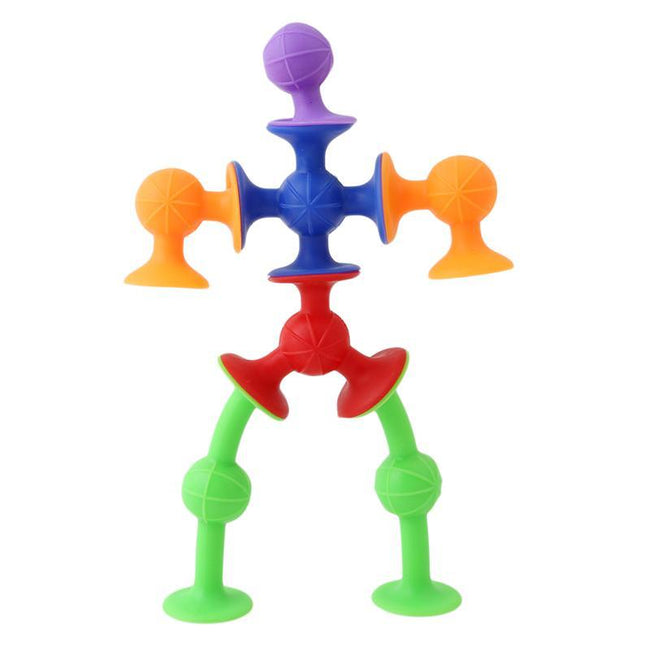Silicone Toy Suction Cup Set-American Aura