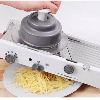 Stainless Steel Mandoline Vegetable Slicer-American Aura