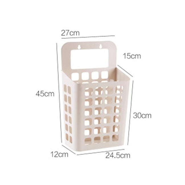 Suction Cup Clothes Hamper-American Aura