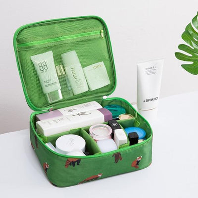 Women's Makeup and Toiletry Kit Organizer Box-American Aura
