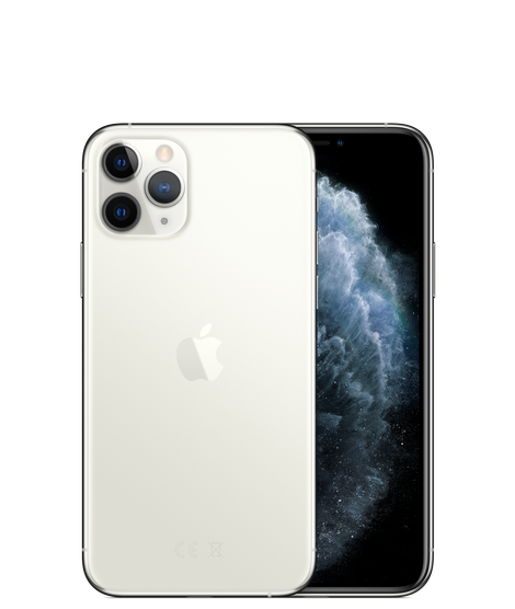 IPHONE 11 PRO PLATA 512GB