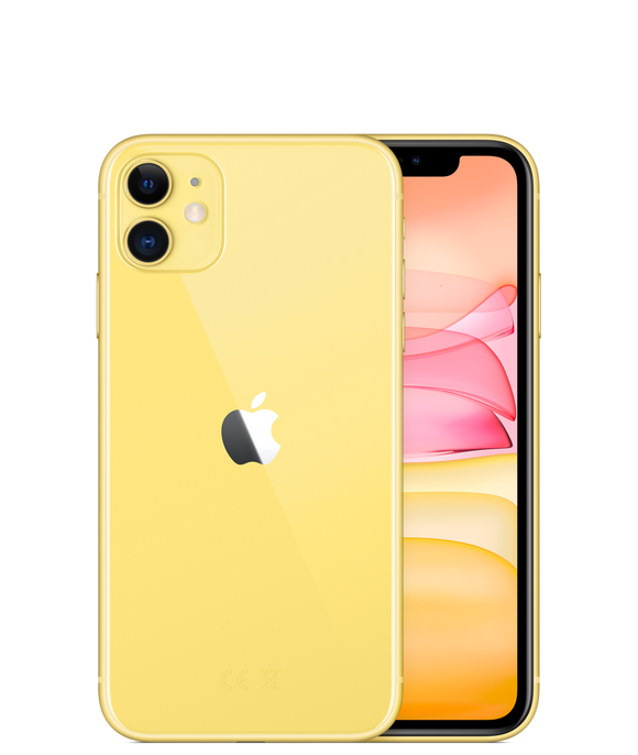 IPHONE 11 AMARILLO 64GB