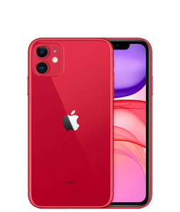 IPHONE 11 ROJO 128GB
