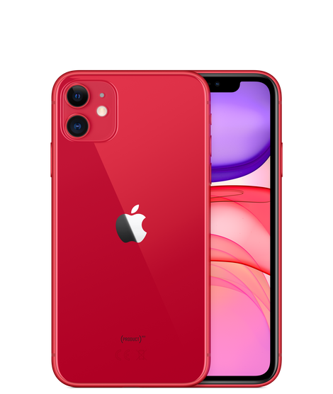 IPHONE 11 ROJO 64GB