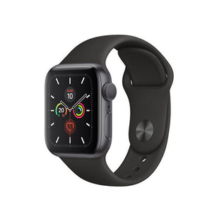 APPLE WATCH SERIES 5 40MM NEGRO