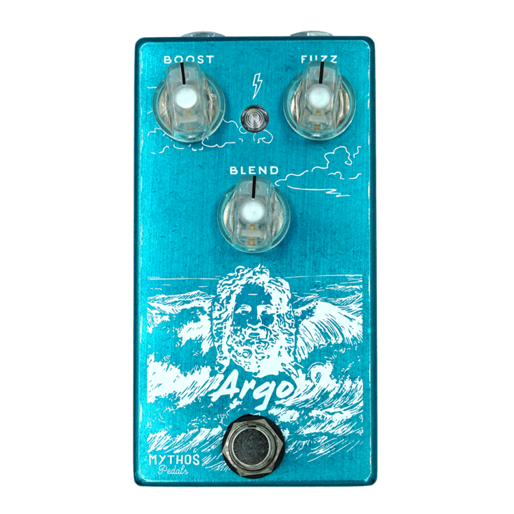 Mythos Pedals Argo Octave Fuzz Now Available