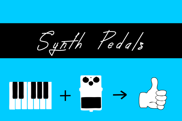 Guitar Pedals that Work Great with Synths