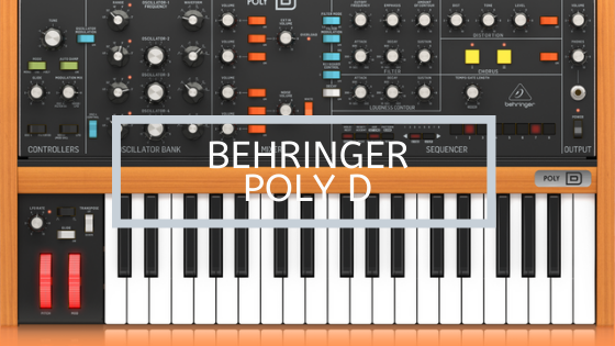 Behringer Poly D – How Good Will It Be?