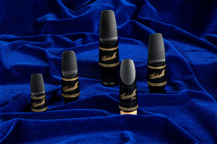 Jody Jazz reboots Chedeville Mouthpieces