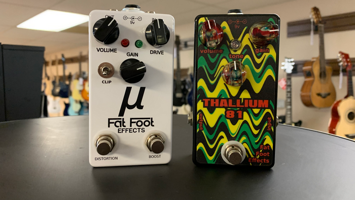 Product Spotlight: Fat Foot Effects