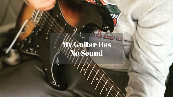 My Guitar Has No Sound