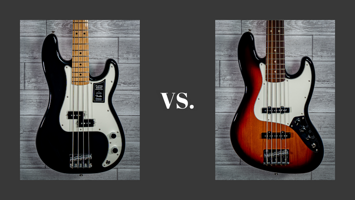 P Bass vs. J Bass: Kings of Low-End
