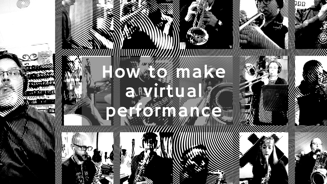 How to make a multi person virtual recording