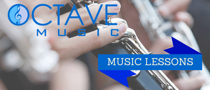Octave Music Lesson Header