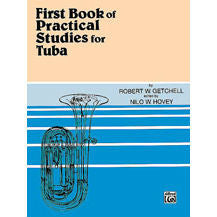 First Book of Practical Studies for Tuba - Octave Music Store
