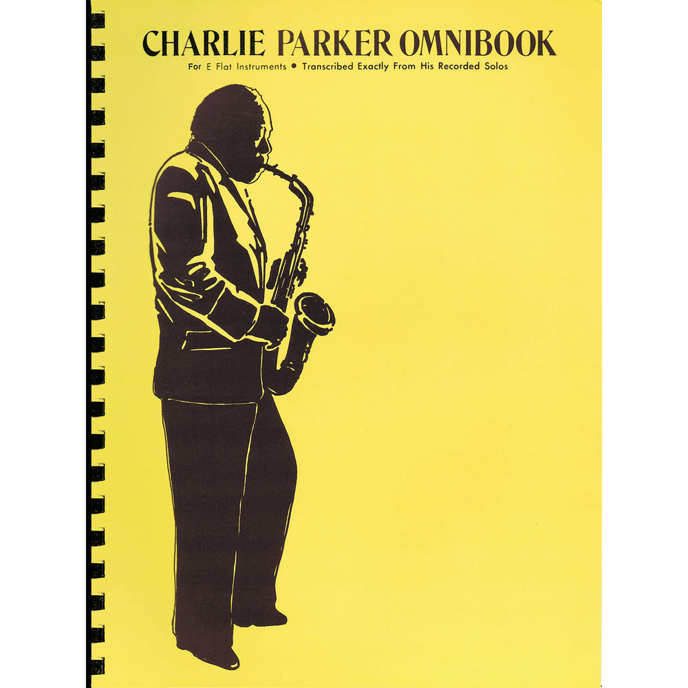 Charlie Parker – Omnibook For E-Flat Instruments - Octave Music Store