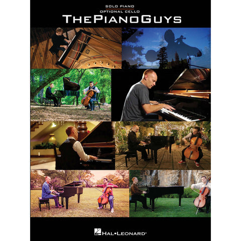 The Piano Guys (Solo Piano With Optional Cello) - Octave Music Store