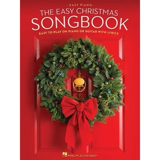 The Easy Christmas Songbook - Octave Music Store