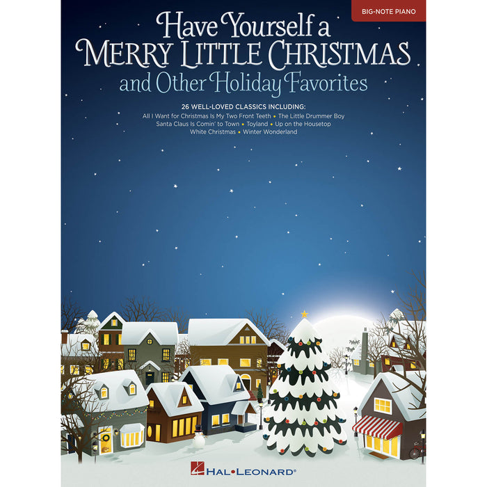 Have Yourself a Merry Little Christmas & Other Holiday Favorites - Octave Music Store