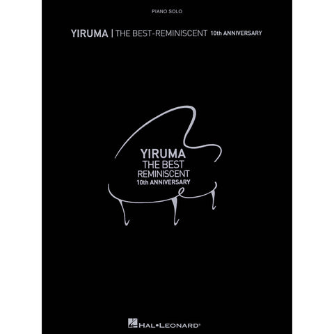 Yiruma: The Best-Reminiscent 10th Anniversary - Octave Music Store