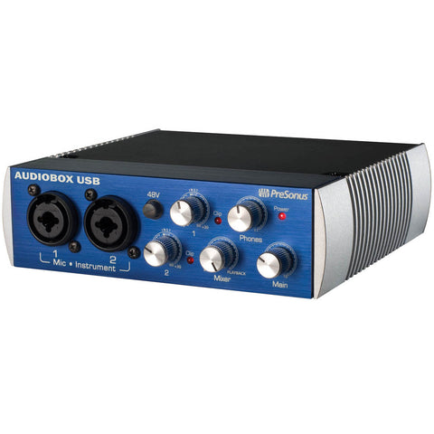 PreSonus AUDIOBOX™ USB 2X2 USB Recording System - Octave Music Store