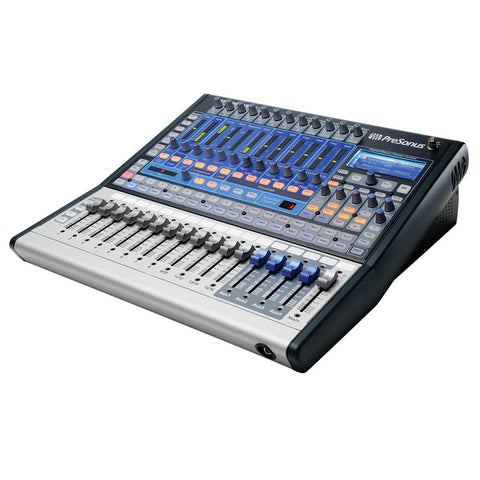 PreSonus STUDIOLIVE™ 16.0.2 16X2 Performance and Recording Digital Mixer - Octave Music Store