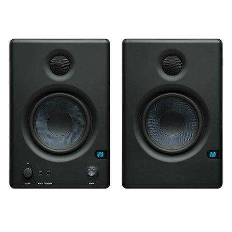 PreSonus ERIS™ E4.5 2-Way Active Studio Monitors - Octave Music Store