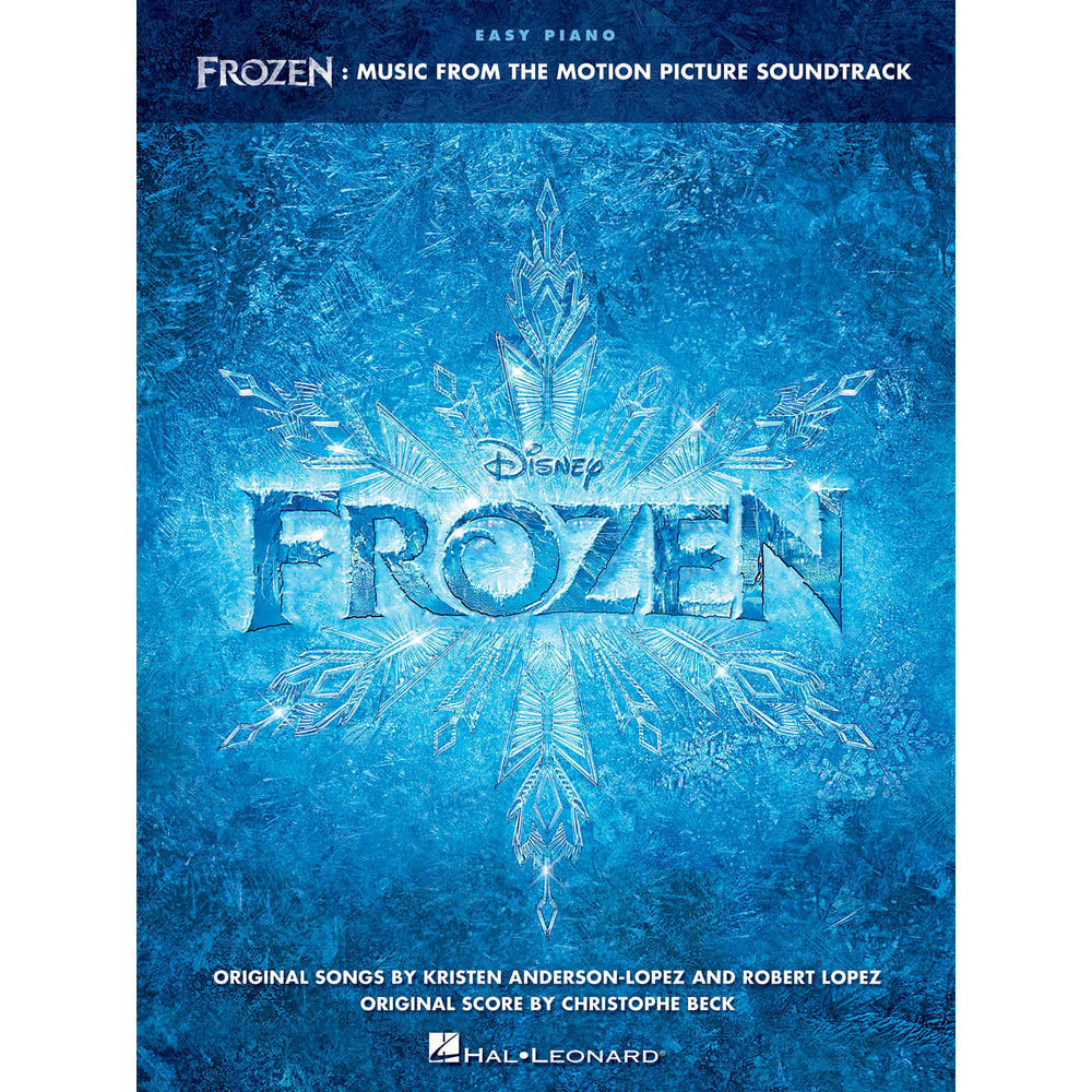 Disney Frozen for Easy Piano - Octave Music Store