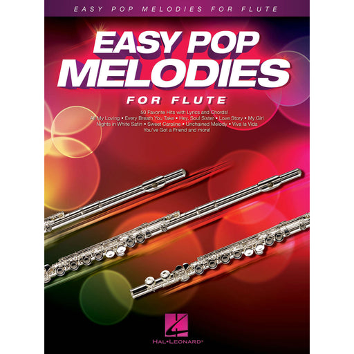 Easy Pop Melodies For Flute - Octave Music Store