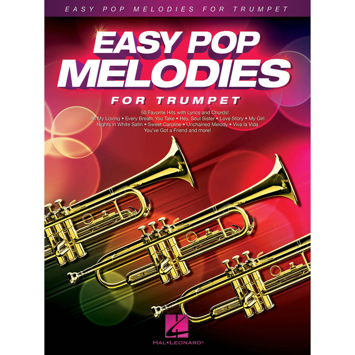 Easy Pop Melodies for Trumpet - Octave Music Store