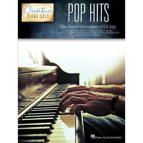 Creative Piano Solo - Pop Hits - Octave Music Store