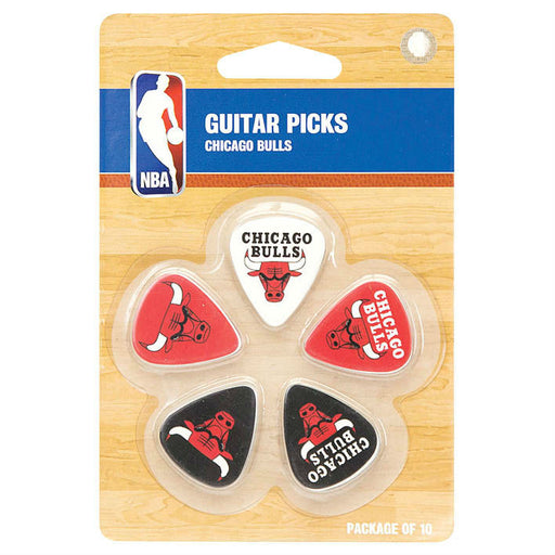 Chicago Bulls Guitar Picks