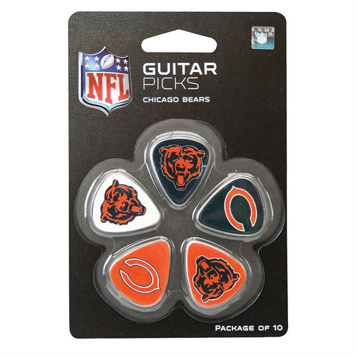 Chicago Bears Guitar Picks