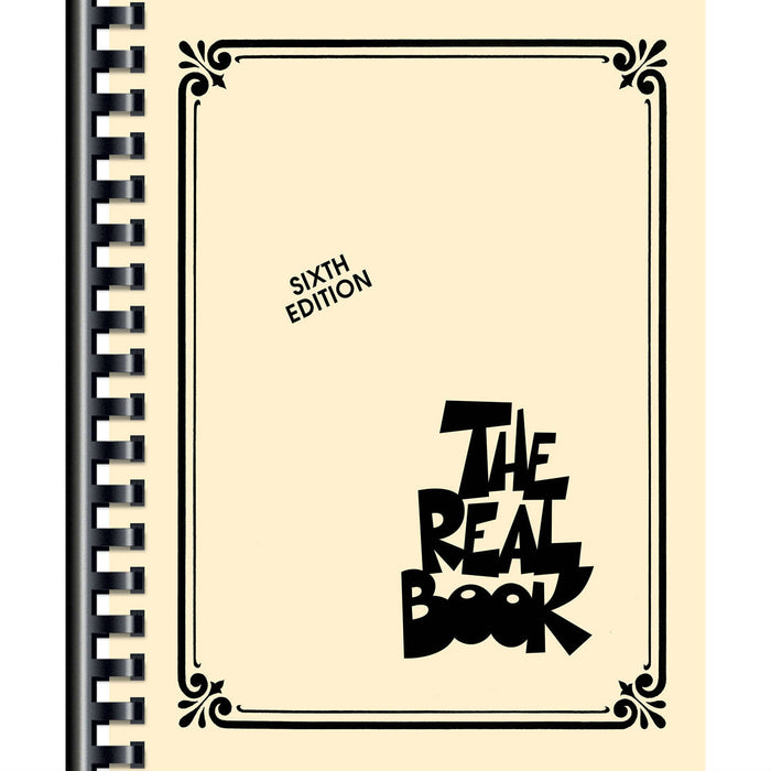 The Real Book – Volume I C Edition - Octave Music Store