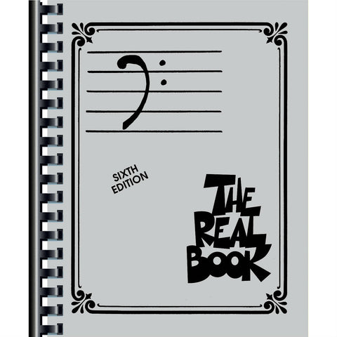 The Real Book – Volume I Bass Clef Edition - Octave Music Store