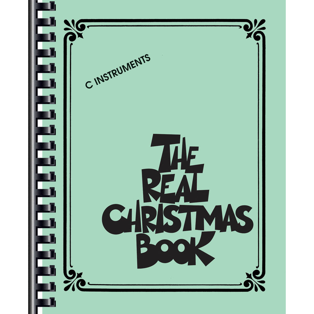 The Real Christmas Book - Octave Music Store