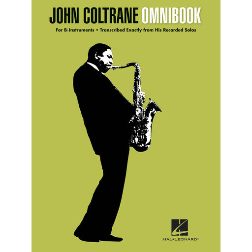 John Coltrane – Omnibook For B-Flat Instruments - Octave Music Store