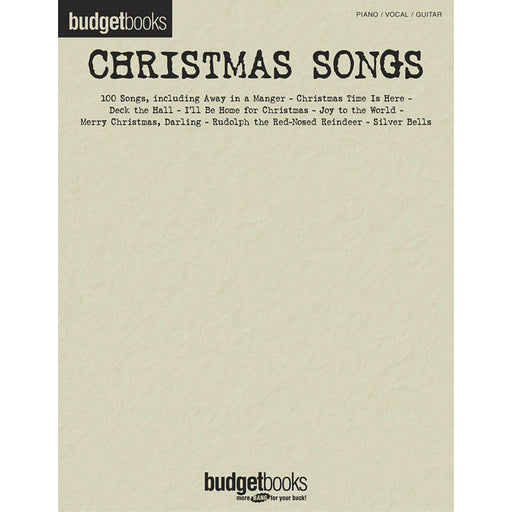 Christmas Songs - Octave Music Store