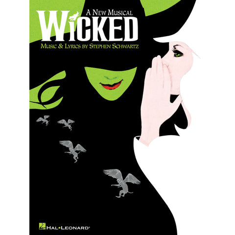 """Wicked"" Piano/Vocal Selections - Octave Music Store"