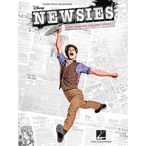 Disney - Newsies - Octave Music Store