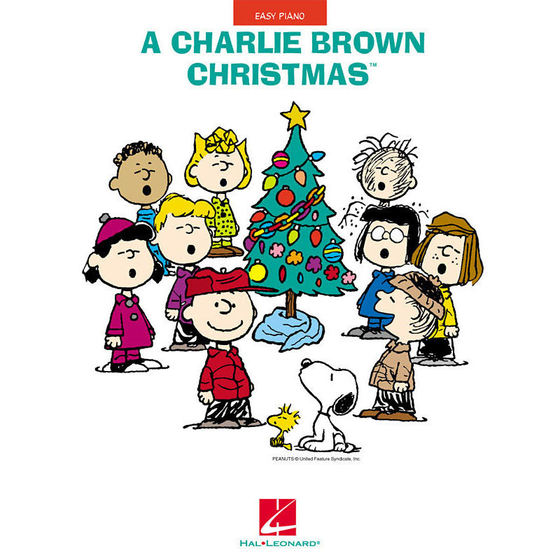 A Charlie Brown Christmas™ (Easy) - Octave Music Store