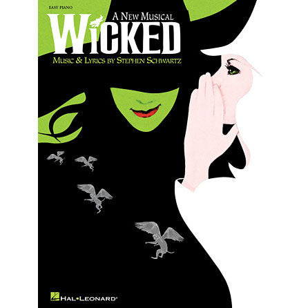 """Wicked"" : A New Musical for Easy Piano - Octave Music Store"