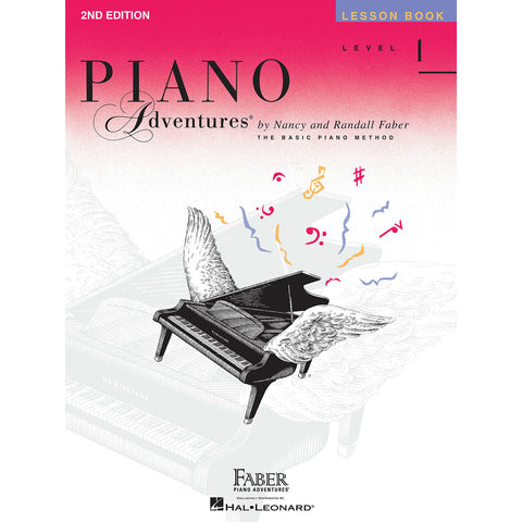 Piano Adventures Level 1 Lesson Book - Octave Music Store