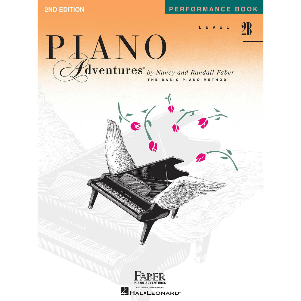 Piano Adventures Level 2B Performance Book - Octave Music Store